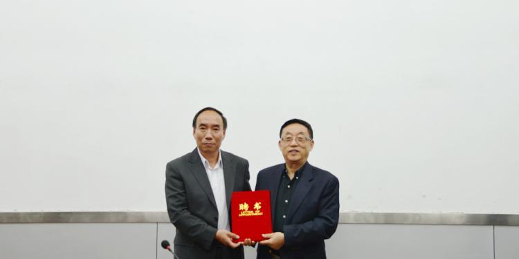 柴天佑院士担任我校昌绪工程实验班首席教师
