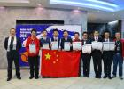 Congratulations! Zhao Quanbo Won the Second Prize and Reached the Best Result in the Practical and Observational Rounds of APAO 2017