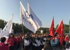 """悦走滨河百公里,喜迎国庆七十年——记2022届高一新生""""兰州百公里""""徒步活动"""