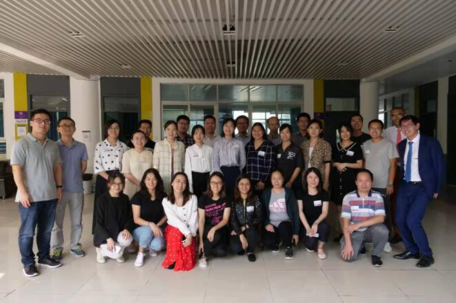 Teachers' Participation in the Training by Cambridge International in Shenzhen