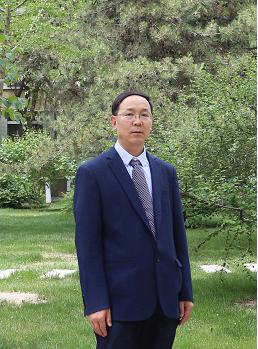 纪委书记:李东源